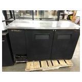 True Back Bar Cooler, Model TBB-2