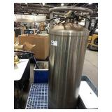Stainless Steel CO2 Tank