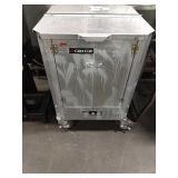 Crescor Heated Plate Warming Transport