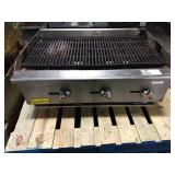 """Qualite 36"""" Charbroiler"""