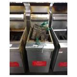 Gas Fryer, Model GF120/NG