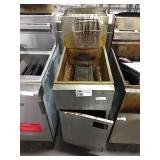 1 Lot 2 Anets Fryers, Model SLG40