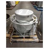 Captive AIre Rooftop Exhaust Fan