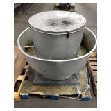 Captive Aire Rooftop Exhaust Fan, Model NCA16FA
