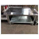SS Appliance Table, Approx 4