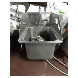 """Wall Mount Hand Sink, Approx 12"""" x 18"""""""