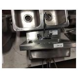 """Wall Mount Hand Sink, Approx 16.5"""" x 14"""""""