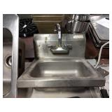 """Wall Mount Hand Sink, Approx 17"""" x 16"""""""