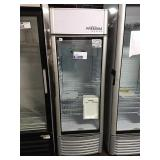 New Premium Glass Door Refrigerator, Model