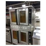 Blodgett Double Gas Convection Oven, Gas on Wheels