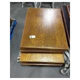 """1 Lot Skid 8 Asst Wood Table Tops, (4) Approx 60"""""""