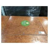 """Cherry Stained 30"""" x 24"""" Dining Table w/ Single"""