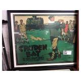 1 Lot Cruden Bay Picture & The Golfers Picture