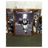 1 Lpt Tony Stewart, Peyton Manning & #58 Colts
