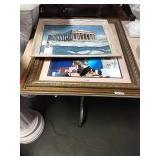 1 Lot 3 Greek Photographs in Frames