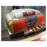 Styrofoam Bandstand to Go-Go Retro Jukebox Décor,