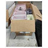 1 Lot Box Garnish Trays
