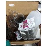 1 Lot Box Pourer Covers, Smirnoff Plastic