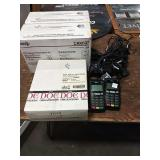 1 Lot 3 Ingenico Credit Card Readers & 2 Boxes