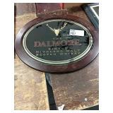 Dalmore Oval Bar Mirror