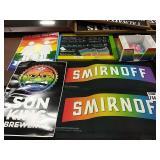 1 Lot Smirnoff & Sunking Rainbow Items