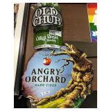1 Lot Old Chub & Angry Orchard Metal Signs