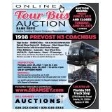 Tour Bus Auction