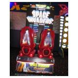 Space Invaders Frenzy by Raw Thrills: Two Player