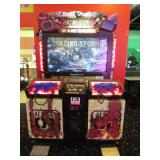 Razing Storm by Namco: Two Player