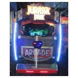 Jurassic Park Arcade by Raw Thrills