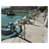 Bumper Boats Attraction by J&J