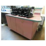 Beverage Station with Condiment Bins, Office Warme