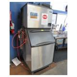 Stainless Steel Manitowoc Ice Maker