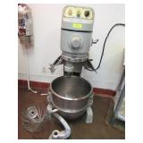 Globe Approx. 60 Qt. Mixer with Stainless Steel Bo
