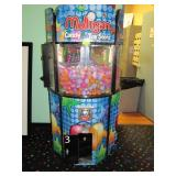 Candy/Toy Vending Machine: Four Stations