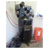 Air Compressor in Workshop