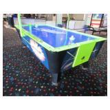 Dynamo Air Hockey Table with Overhead Scoreboard/L