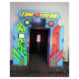 Time Freak Laser Attraction with Factory Fixtures