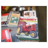 SEVERAL TRACTOR BOOKS