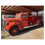 11 Image(s) FORD 85 FIRE TRUCK