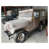 WILLYS CJ5 JEEP, WITH KELLY MFG. TOP - LOCATED IN BOISE, IDAHO