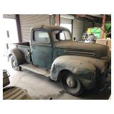 7 Image(s) 1942 FORD PICKUP - LOCATED IN BOISE, IDAHO