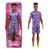 Barbie Ken Fashionistas Doll #162 with Rooted Brun