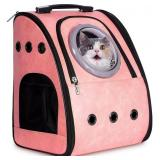 NIDB Cat Carrier Cat Backpack Carrier for 20 lbs L
