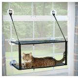 NIDB K&H Pet Products EZ Mount Window Double Stack