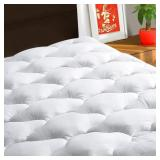 NB TEXARTIST Mattress Pad Cover King Size, Cooling