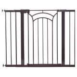 NIDB Safety 1st Easy Install Decor Metal Gate