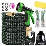 NIDB Lightweight 75FT Expandable Garden Hose with