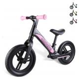 NIDB Kids Balance Bike, Toddler No-Pedal Balance B