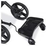 NIDB Britax Stroller Board, Black